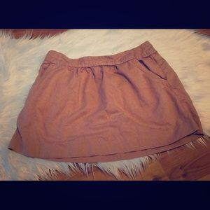 J Crew skirt size 0, could fit a size 2